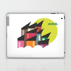 Houses of Colors Laptop & iPad Skin