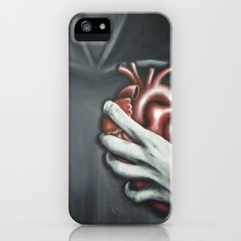 Sincerity iPhone Case