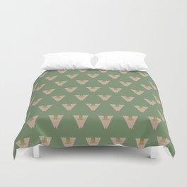 Fir pattern  Duvet Cover