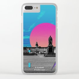 EL SCHLOSS Clear iPhone Case