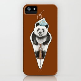 That's not an icecream cone iPhone Case