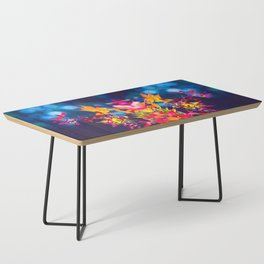 Miracle of Leaveart Coffee Table
