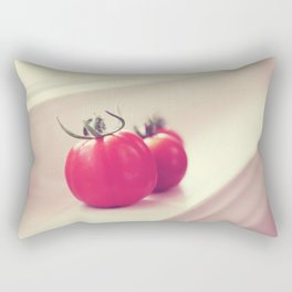 Summer Tomatoes  Rectangular Pillow