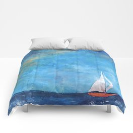Nainy's Boat Comforters