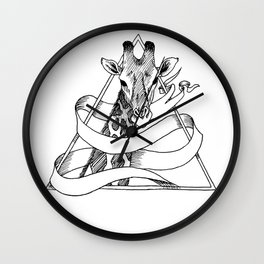 daddy long legs Wall Clock