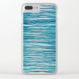 Anderson Mesa Clear iPhone Case