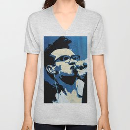 The Smiths - Big Mouth Strikes Again Unisex V-Neck