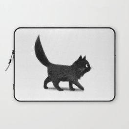 Creeping Cat Laptop Sleeve
