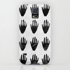 hands Galaxy S5 Slim Case