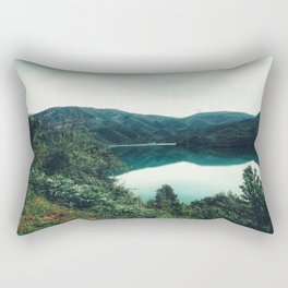 The Lagoon Rectangular Pillow