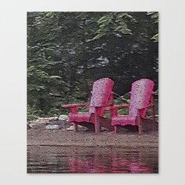 Algonquin Red Canvas Print