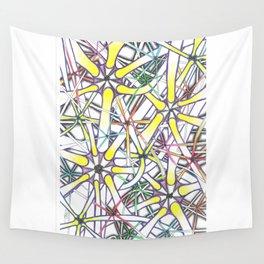 Higgs Boson Wall Tapestry