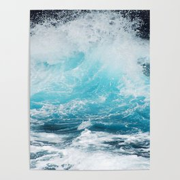 BLUE WAVES - 11318/3 Poster