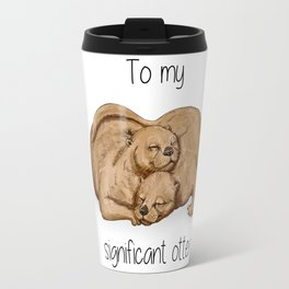 To My Significant Otter Travel Mug