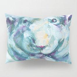Green rat Pillow Sham