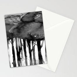 Tree Impressions No. 2K by Kathy Morton Stanion Stationery Cards