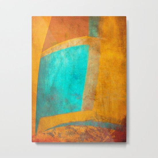 Osíris Metal Print