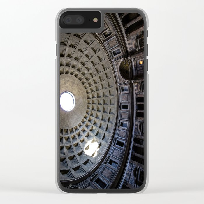 Pantheon Clear iPhone Case
