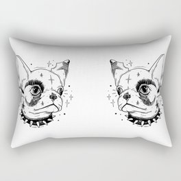 HELL PUPPY Rectangular Pillow