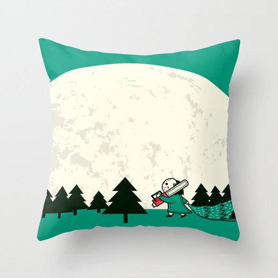 Christmas fell on Wednesday that year Throw Pillow