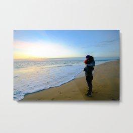 Rota Spain Beach 8 Metal Print