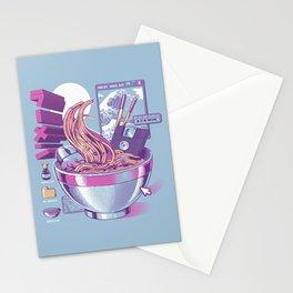 Web Ramen Stationery Cards