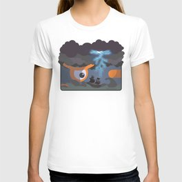 tempest at sight T-shirt