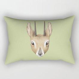 Antelope (colour) Rectangular Pillow
