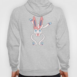 Sylveon Heart Hoody