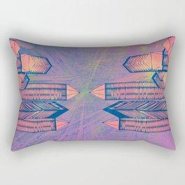 Cosmic Mirror Rectangular Pillow