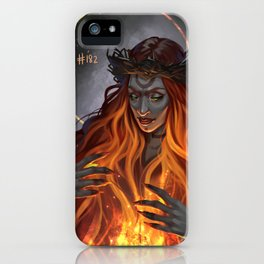 Witching Hour iPhone Case
