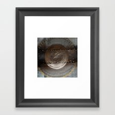 should've had a V8 ! Framed Art Print