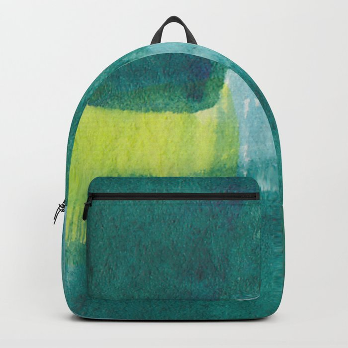 Water and color 8 Backpack