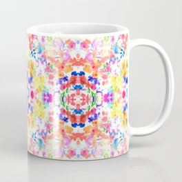 Floral Print - Brights Coffee Mug