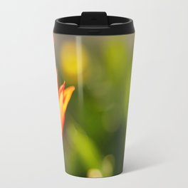 Red and yellow tulip Travel Mug