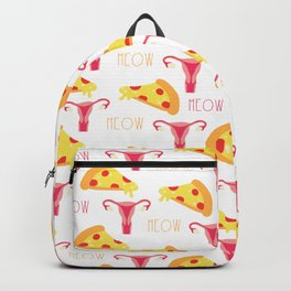 Pizza n' Pussy Backpack