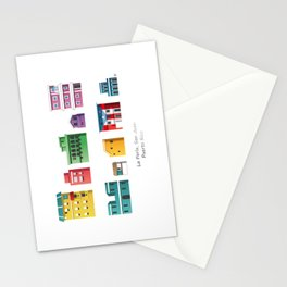 La Perla, San Juan (Puerto Rico) pattern Stationery Cards