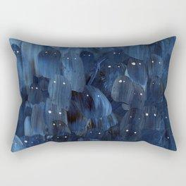 Observers Rectangular Pillow