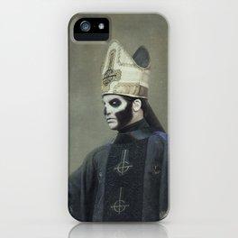 Ghost - Papa Emeritus III iPhone Case