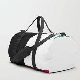 Kuwait flag emblem Duffle Bag