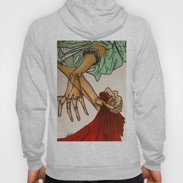 Hands (Breathe in, breathe out) Hoody