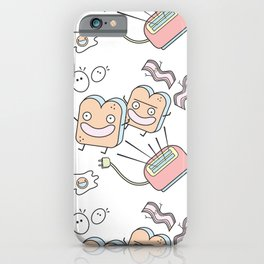 It's Breakfast Time! iPhone Case