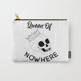 Queen of Nowhere Carry-All Pouch