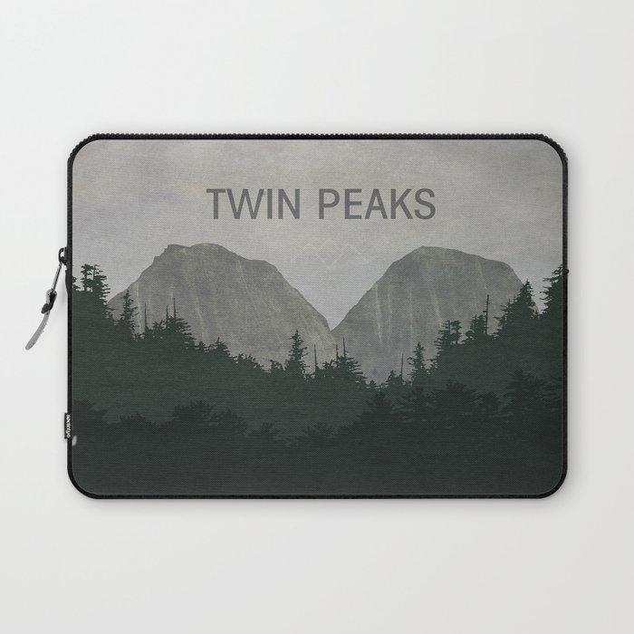 Twin Peaks Laptop Sleeve