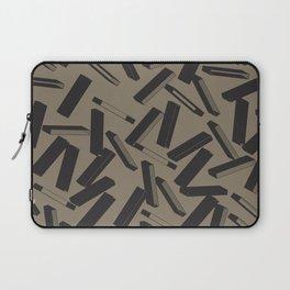3D X Pattern Laptop Sleeve