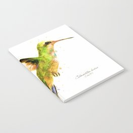 Hummingbird I Notebook