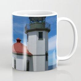 Alki Point Light Coffee Mug