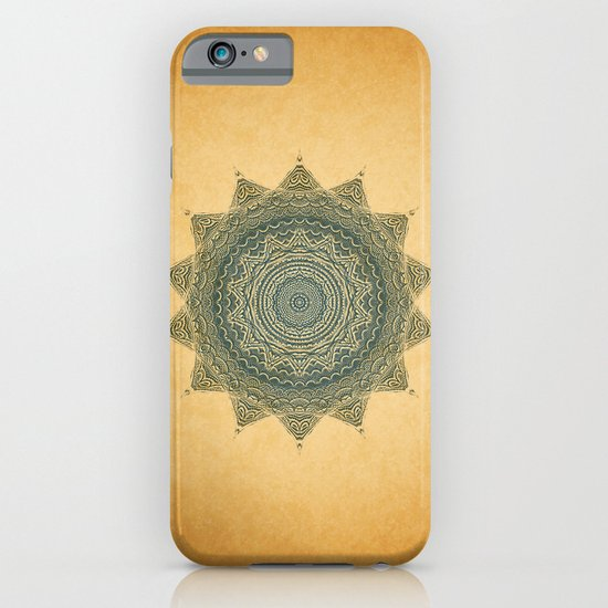 Sun Symbol iPhone & iPod Case