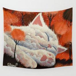 SLEEPING CLOUD by Raphaël Vavasseur Wall Tapestry