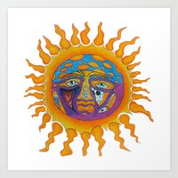 sublime Art Prints featuring Sublime  by Sammy Cee